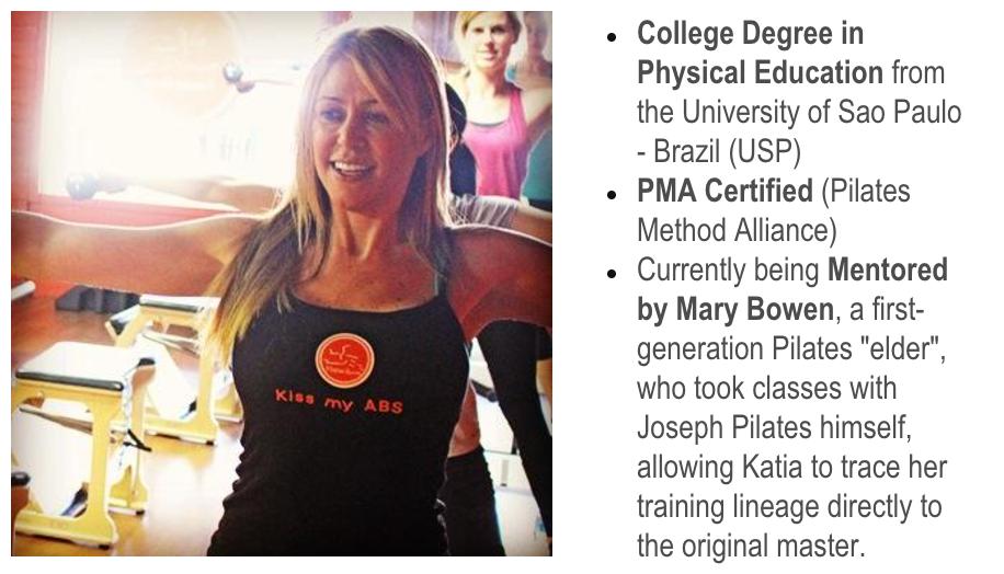 Pilates Room Studios :: San Diego - Teacher Training